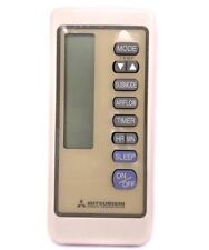 ORIGINAL MITSUBISHI AIR CONDITIONER REMOTE CONTROL - RKN502A010G