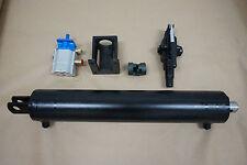 """Log Splitter Build Kit, 16 gpm pump, 5"""" cylinder, valve, mount, coupler"""