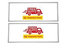 Samsung SRS 606 DHLS (Fridge-Freezer)Seal(PUSH IN)Free Express Post(MADE IN AUS)