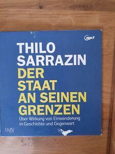 Thilo Sarrazin  Der Staat an seinen Grenzen,