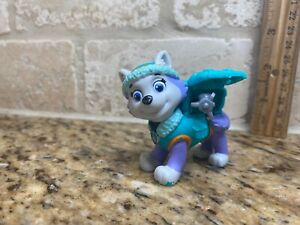 Paw Patrol Winter Rescues Action Pack Pups  Everest Rare Figure HTF