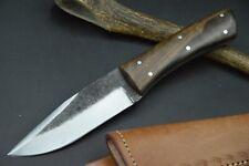Kelten Wikinger Larp Messer geschmiedet Carbon Stahl Mittelalter Jagdmesser #8