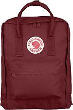 Fjallraven Kanken Classic Backpack Rucksack In Ox Red *BNWT*