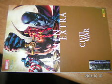 BD Marvel n°63 X-Men Extra Civil War