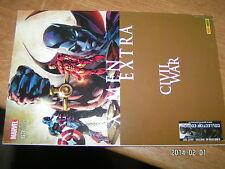 BD Marvel n°63 X-Men Extra Civil War