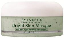 EMINENCE BRIGHT SKIN MASQUE 2 oz / 60 ml New in Box