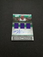 2009-10 KOBE BRYANT ABSOLUTE TOOLS OF THE TRADE SP AUTO JERSEY #10/10! AUTOGRAPH
