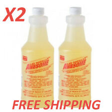 (2x) LA'S TOTALLY AWESOME ALL PURPOSE DEGREASER CLEANER 32OZ