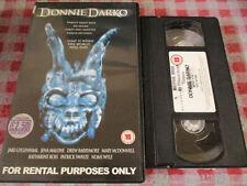 Donnie Darko - Big box ex-rental VHS video