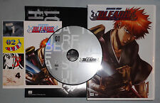 Bleach Vol. 1 The Substitute Anime DVD w/ Sticker Inserts