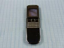 Nokia 8800 Sirocco Licht! Gebraucht! Ohne Simlock! TOP! Selten! RAR!