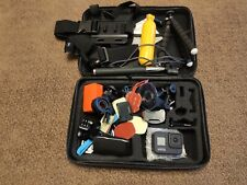 GoPro Hero 8 Black Action Camera with Huge Accessories Bundle Attachments..