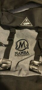 VERY RARE!!! Mamba Academy Basketball Backpack. Kobe Bryant. 2400 Made.