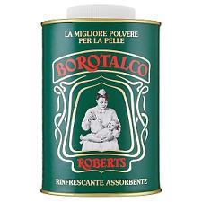 Borotalco Talco in Polvere Barattolo 500 g