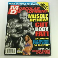 Muscular Development Magazine September 2003 - Ronnie Coleman / Crista Wagner
