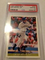 1993 Ken Griffey Jr Upper Deck Gold Hologram Card #355 PSA 10 GEM MINT LOW POP
