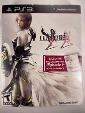 Final Fantasy Xiii-2 Novella Edition (Sony PlayStation 3, 2012) Brand New Sealed