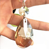 50mm Clear Suncatcher Crystal Chandelier Lamp Part Prism Drop Hanging Pendant