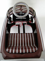 Pedal Car 1940 Ford Truck Pickup T SLRGrille Metal Collector >>>READ DESCRIPTION