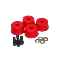 Energy Suspension 8.9103R Bump Stop Red Front For 95-04 Toyota 4Runner NEW