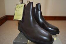 Jodphur Boots Size 8 Loveson Neston Choc Brown