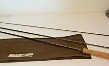 "Sage Graphite III Fly Rod 7100-3RPL #7 Line 10'0""  3 5/8 oz with Orig. Hard Case"
