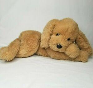 """Gund Plush Muttsy Golden Retriever 22"""" Puppy Dog Vintage 1985 Realistic Floppy"""
