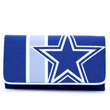 NFL Dallas Cowboys Wallet Organizer Mesh Clutch Ladies wallet
