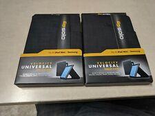 "(2)Solo Velocity Universal Tablet Cover 5.5-8.5""iPad Mini Samsung Kindle Google"