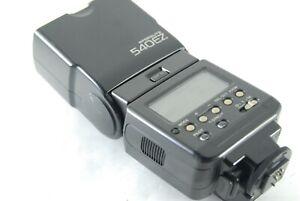 【Exc+5】Canon SPEEDLITE 540EZ Clip-On Shoe Mount Flash EOS Camera from Japan #102