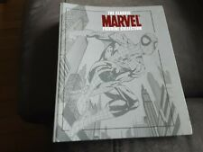 The Classic Marvel Figurine Collection Folder Binder By Eaglemoss plus 12 mags