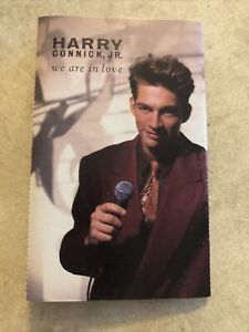We Are In Love by Harry Connick, Jr.,  Cassette Tape 1990