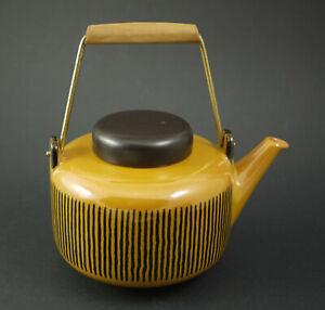 midcentury WAECHTERSBACH Teapot Design URSULA FESCA  Teekanne Stil danish modern