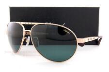 New Chopard  Sunglasses SCH B01M L45P Gold/Green Polarized For Men