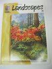 Leonardo Collection  Art Book  -Let us Paint Landscapes 15 New