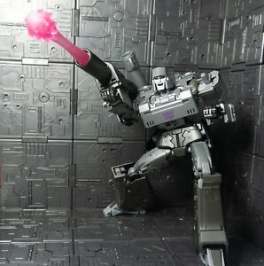 Megatron MP-36 weapon effects upgrade