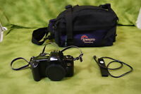 Canon EOS Rebel X + Remote 60T3 + Lowerpro Photo Runner Camera Pack Bundle