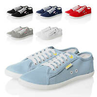 Only Damen Sneaker Low Top Basic Sportschuhe Damenschuhe Coolor Mix SALE %