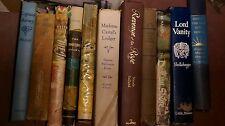 lot of 11 HC novels historical, romance, mystery, Keyes, Gilland, Howard, etc