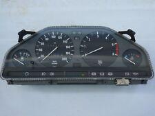 BMW E30 VDO 200 km/h DIESEL Euro Speedometer instrument cluster OEM RARE Germany