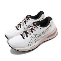 Asics Gel-Cumulus 22 White Ginger Peach Pink Black Women Running 1012A839-100