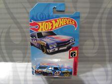 Case F 2014 Hot Wheels Impavido 1 #142 US Racing Blue 4 HW Race Team