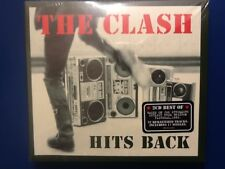 THE.  CLASH.          HITS. BACK.         TWO DISC. BOXSET.