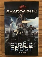 Shadowrun: Fire and Frost (Novel)