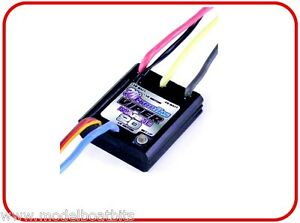 MTRONIKS VIPER MARINE 20 BRUSHED MODEL BOAT SPEED CONTROLLER