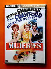 MUJERES / The Women 1939 - George Cukor - Joan Crawford / Rosalind Russell -Prec