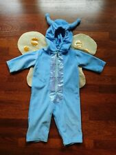 Infant Babystyle Plush Blue Butterfly Costume - Sz. 6-18 Mo.