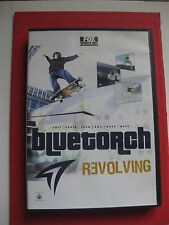 BLUETORCH REVOLVING  DVD SNOW,SURF,BMX,MOTO,WAKE,SKATE,SPORTS AT IT'S BEST