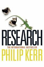 Research by Philip Kerr (Paperback) New Book