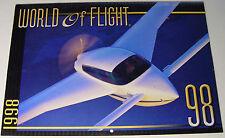 World of Flight 1998 Calendar